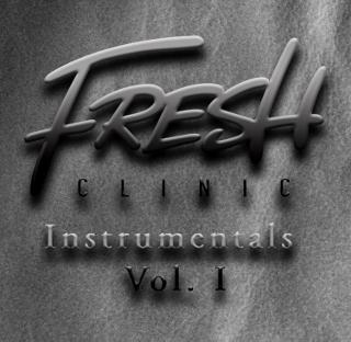 FC Instrumentals Vol I Mixtape Front Cover CASHMUSIC (320x312)